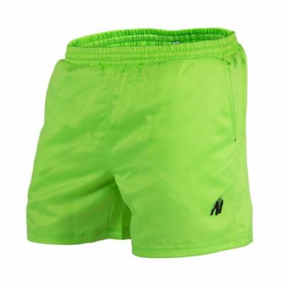 Gorilla Wear Miami Shorts rövidnadrág (neon lime)