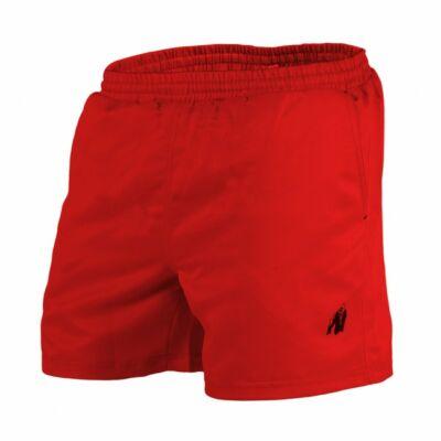 Gorilla Wear Miami Shorts rövidnadrág (piros)