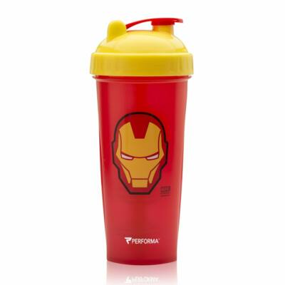 Marvel Iron Man Shaker (800ml)