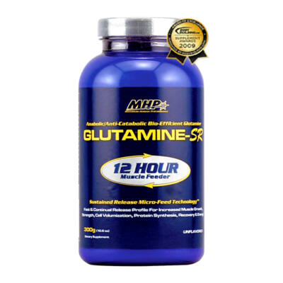 MHP Glutamine-SR (300g)