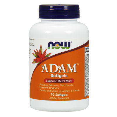 NOW Foods ADAM™ Men's Multiple Vitamin (90 lágy kapszula)