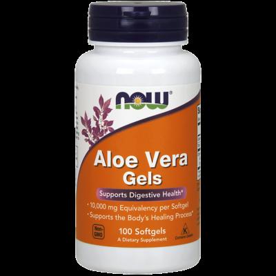 NOW Foods Aloe Vera Gels (100 lágy kapszula)