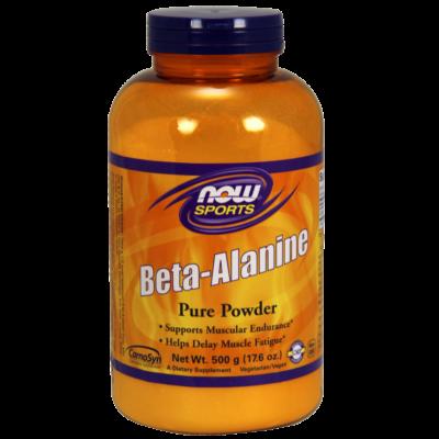 NOW Foods Beta-Alanine (500g)