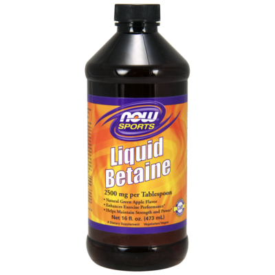 NOW Foods Betaine Liquid (470ml)
