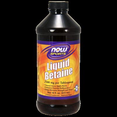 NOW Foods Betaine Liquid (470ml)