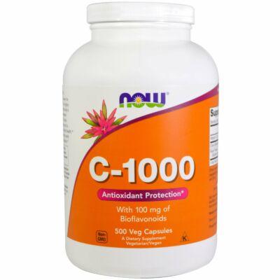 NOW Foods C-1000 (500 kapszula) AKCIÓS!