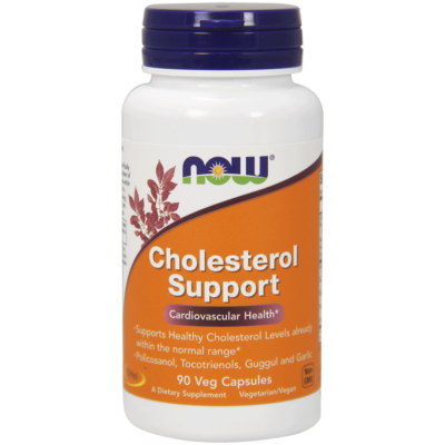 NOW Foods Cholesterol Support (90 kapszula)
