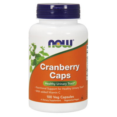 NOW Foods Cranberry Caps (100 kapszula)