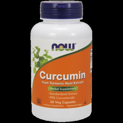 NOW Foods Curcumin (60 kapszula)