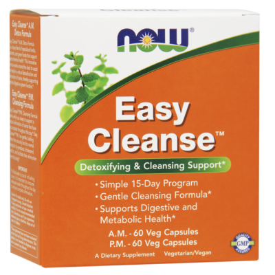 NOW Foods Easy Cleanse™ (120 kapszula)