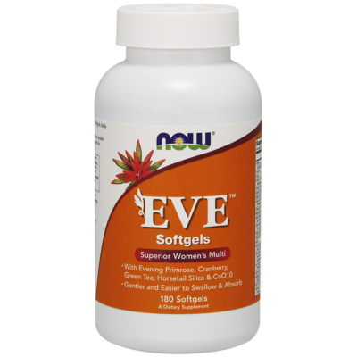 NOW Foods Eve™ Women's Multiple Vitamin (180 lágy kapszula)