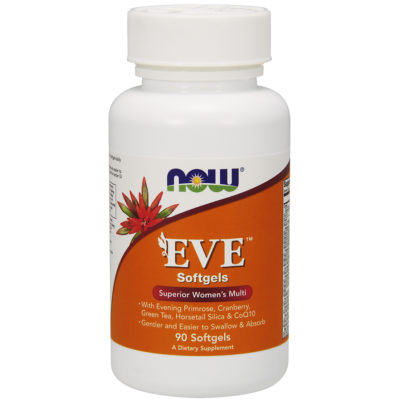NOW Foods Eve™ Women's Multiple Vitamin (90 lágy kapszula)