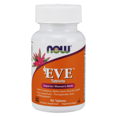 NOW Foods Eve™ Women's Multiple Vitamin (90 tabletta)