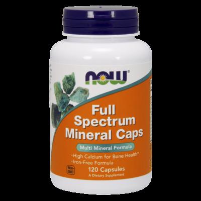 NOW Foods Full Spectrum Mineral Caps (120 kapszula)
