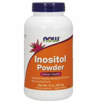 NOW Foods Inositol Powder (227g)