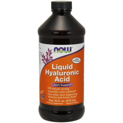 NOW Foods Liquid Hyaluronic Acid (473ml)