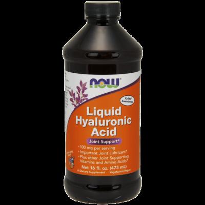 NOW Foods Liquid Hyaluronic Acid (473ml)