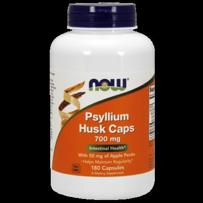 NOW Foods Psyllium Husk Caps 700mg (180 kapszula)
