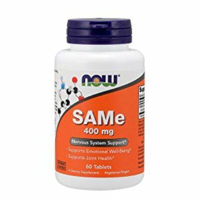 NOW Foods SAMe 400mg (60 tabletta)