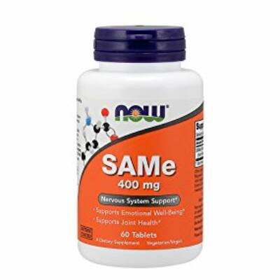 NOW Foods SAMe 400mg (60 tabletta)