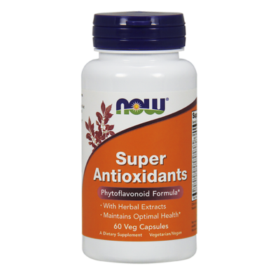 NOW Foods Super Antioxidants (60 kapszula)