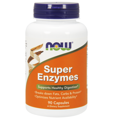 NOW Foods Super Enzymes (90 kapszula)