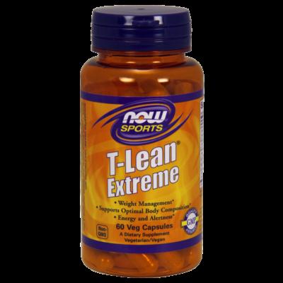 NOW Foods T-Lean Extreme (60 kapszula)