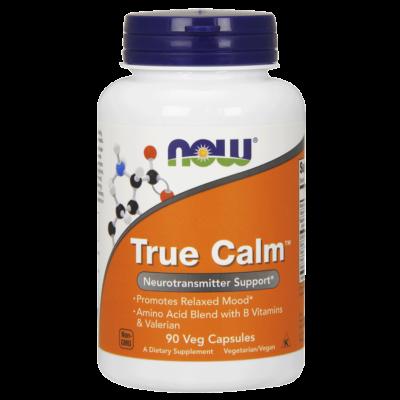NOW Foods True Calm (90 kapszula)
