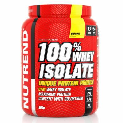 Nutrend 100% Whey Isolate (1,8kg)