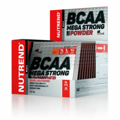 Nutrend BCAA Mega Strong (20 x 10g)