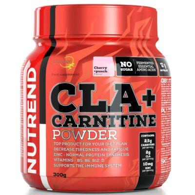Nutrend CLA + Carnitine Powder (300g)