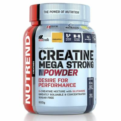 Nutrend Creatine Mega Strong Powder (500g)