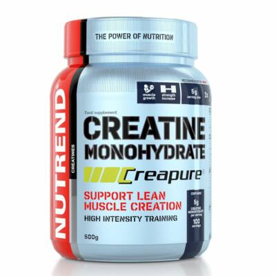 Nutrend Creatine Monohydrate Creapure (500g)