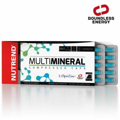 Nutrend Multimineral Compressed Caps (60 kapszula)