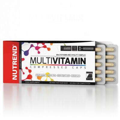 Nutrend Multivitamin Compressed Caps (60 kapszula)