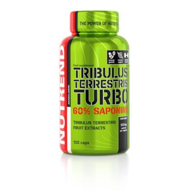 Nutrend Tribulus Terrestris Turbo (120 kapszula)