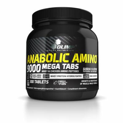 Olimp Anabolic Amino 9000® Mega Tabs (300 tabletta)