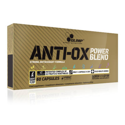 OLIMP Anti-OX Powerblend (60 kapszula)