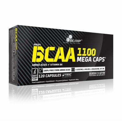 Olimp BCAA 1100 Mega Caps (120 kapszula)