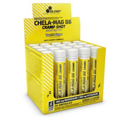 Olimp Chela-Mag B6 Cramp Shot (20 x 25ml)