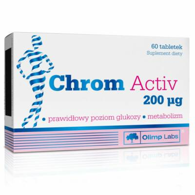 Olimp Chrom Active (60 tabletta)