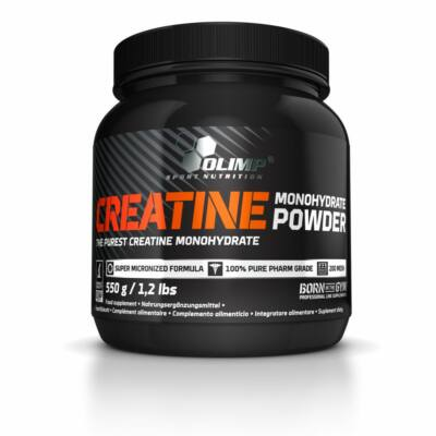 Olimp Creatine Monohydrate Powder (550g)