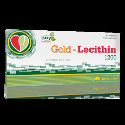 Olimp Gold-Lecithin 1200 (60 kapszula)