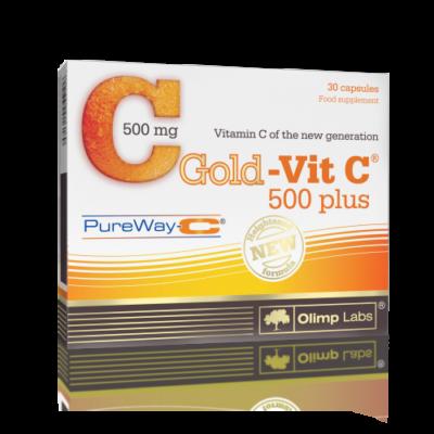 Olimp Gold-Vit™ C 500 Plus (30 kapszula)