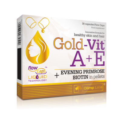 Olimp Gold-Vit A + E (30 kapszula)