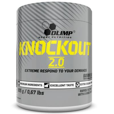 Olimp Knockout™ 2.0 (305g)