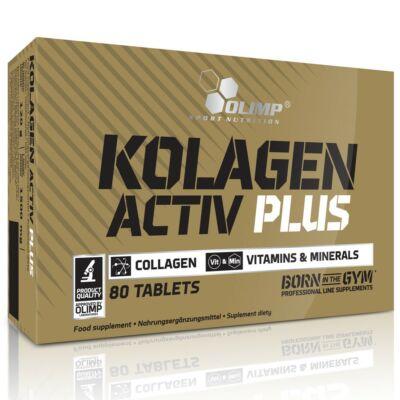 Olimp Kolagen Activ Plus (80 rágótabletta)