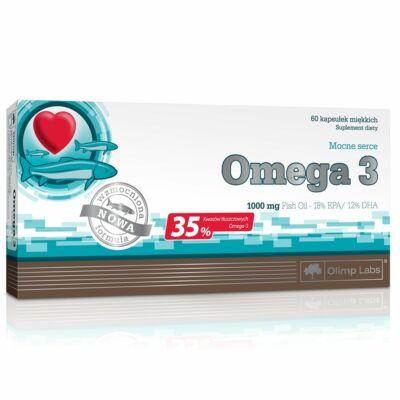 Olimp Omega 3 1000mg (60 kapszula)