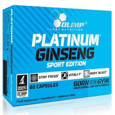 Olimp Platinum Ginseng Sport Edition (60 kapszula)