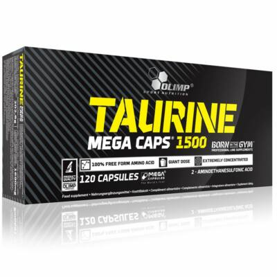 Olimp Taurine Mega Caps 1500 (120 kapszula)